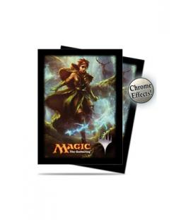 Magic the Gathering: Fundas Ilustradas Ultra Pro Commander Freyalise, Llanowar's Fury (120)