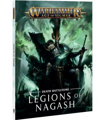 Warhammer Age of Sigmar: Legions of Nagash (Tomo de Batalla Muerte)