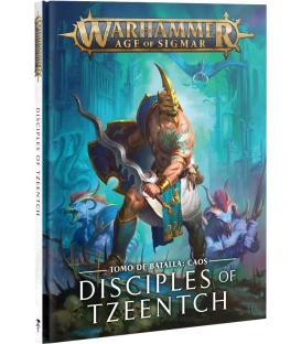Warhammer Age of Sigmar: Disciples of Tzeentch (Tomo de Batalla Caos)