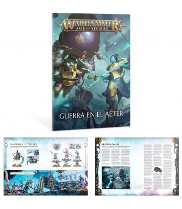 Warhammer Age of Sigmar: Guerra en el Aéter