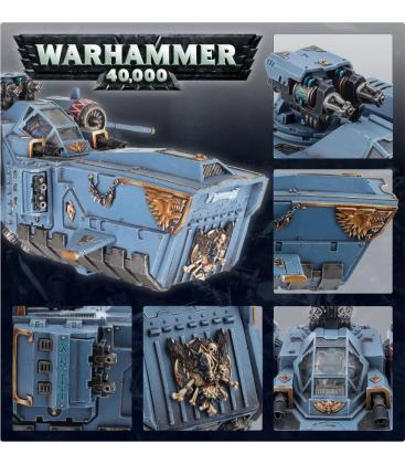 Warhammer 40,000: Space Wolves Battleforce (Talons of Morkai)