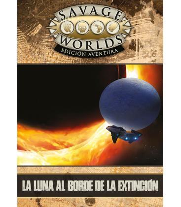 Savage Worlds Edición Aventura: La Luna al Borde de la Extinción