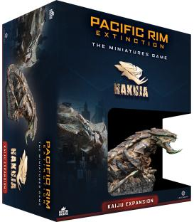 Pacific Rim Extinction: Hakuja
