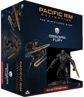 Pacific Rim Extinction: Obsidian Fury