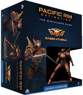 Pacific Rim Extinction: Saber Athena