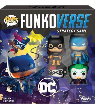 Funkoverse DC: 4 Jugadores