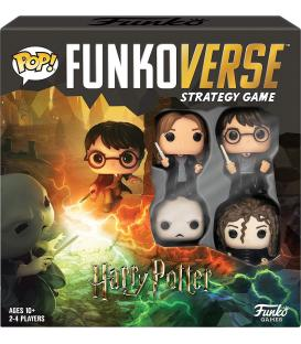 Funkoverse Harry Potter: 4 Jugadores