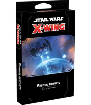Star Wars X-Wing 2.0: Arsenal Completo
