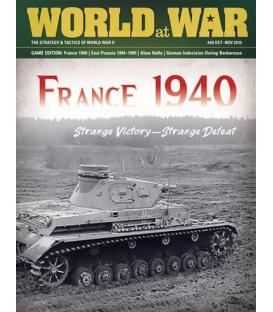 World at War 68: France 1940 - Strange Victory, Strange Defeat (Inglés)