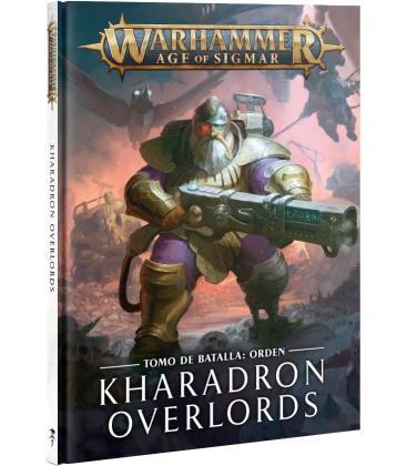Warhammer Age of Sigmar: Kharadron Overlords (Tomo de Batalla Orden)
