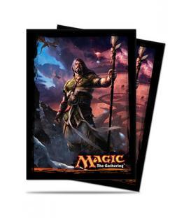 Magic the Gathering: Fundas Ilustradas Ultra Pro DTK Sarkhan Unbroken (80)
