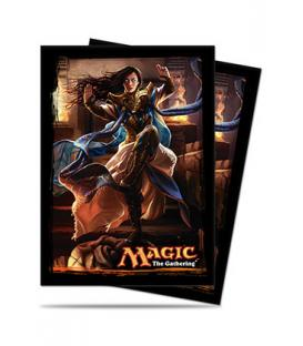 Magic the Gathering: Fundas Ilustradas Ultra Pro DTK Narset Transcendent (80)