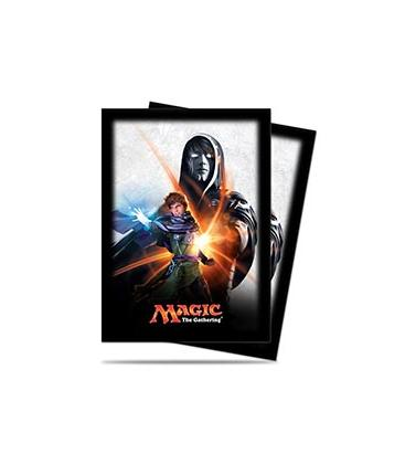 Magic the Gathering: Fundas Ilustradas Ultra Pro Jace Beleren - Origins (80)