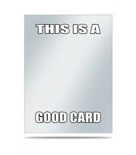 Fundas Ultra Pro: Good Card (50)
