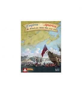 Empires in America: The French and Indian War, 1754-1763 (Inglés)