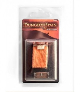Dungeon Spain - Pack Accesorios 2: Cama y Arcón
