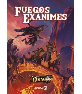El Resurgir del Dragón: La Conjura del Renacer 2. Fuegos Exánimes