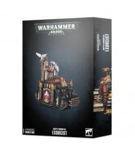 Warhammer 40,000: Adepta Sororitas (Exorcist)