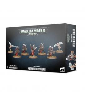 Warhammer 40,000: Adepta Sororitas (Retributor Squad)