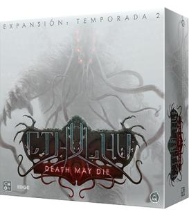 Cthulhu Death May Die: Season 2