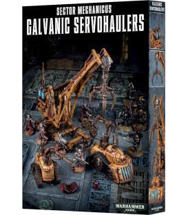 Warhammer 40,000: Sector Mechanicus (Galvanic Servohaulers)