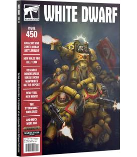 White Dwarf: January 2020 - Issue 450 (Inglés)