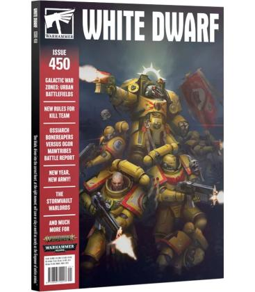 White Dwarf: January 2020 - Issue 450