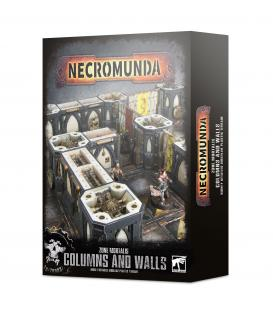 Necromunda: Zone Mortalis (Columns and Walls)