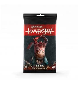 Warcry: Ogor Mawtribes (Card Pack)