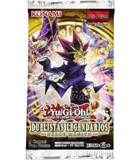 Yu-Gi-Oh! Duelistas Legendarios: Héroe Mágico (Sobre)