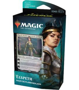 Magic the Gathering: Mazo de Planeswalker (Elspeth)