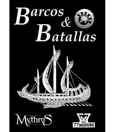 Mythras: Barcos & Batallas