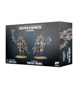 Warhammer 40,000: Adepta Sororitas (Penitent Engines)
