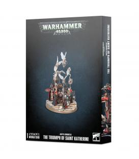 Warhammer 40,000: Adepta Sororitas (The Triumph of Saint Katherine)