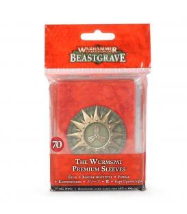Warhammer Underworlds Beastgrave: The Wurmspat (Premium Sleeves)