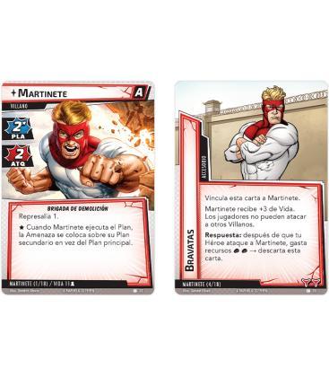 Marvel Champions: Brigada de Demolición