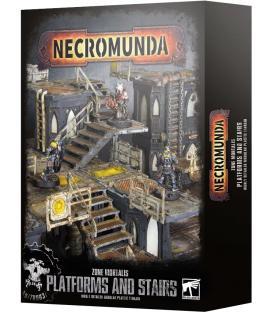 Necromunda: Zone Mortalis (Platforms and Stairs)
