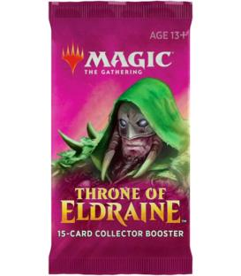 Magic the Gathering: Throne of Eldraine (Collector Booster) (Inglés)