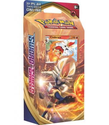 Pokemon: Espada y Escudo Cinderace (Baraja Temática)