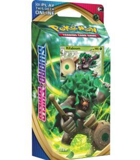 Pokemon: Espada y Escudo - Rillaboom (Baraja Temática)