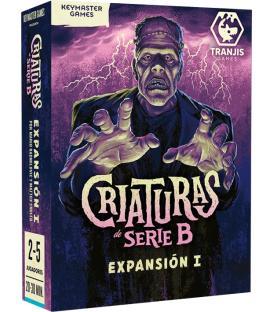 Criaturas de Serie B: Expansión I (Caja dañada)