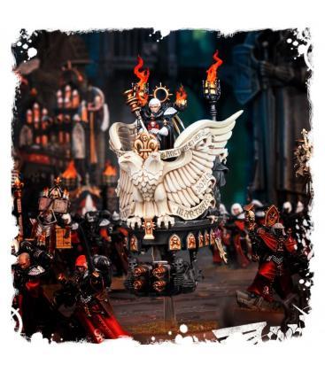 Warhammer 40,000: Adepta Sororitas (Junith Eruita)