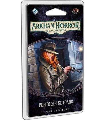 Arkham Horror LCG: Punto sin Retorno / Los Devoradores de Sueños 4