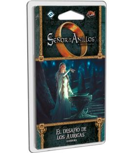 El Señor de los Anillos LCG: El Desafío de los Aurigas / La Venganza de Mordor 3