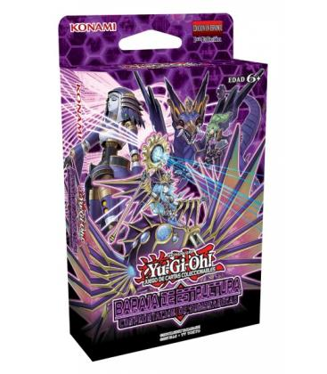 Yu-Gi-Oh! Confrontación de Sombrañecas (Baraja de Estructura)