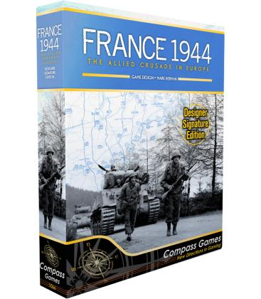 France 1944: The Allied Crusade in Europe (Designer Signature Edition)