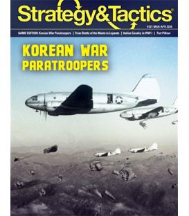 Strategy & Tactics 321: Korean War Paratroopers (Inglés)