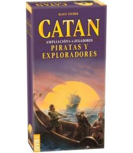 Catan Expansión: Piratas y Exploradores (Ampliación para 5 y 6 Jugadores)
