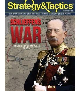 Strategy & Tactics 319: Schlieffen's War (Inglés)
