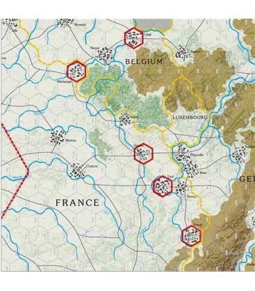 Strategy & Tactics 319: Schlieffen's War